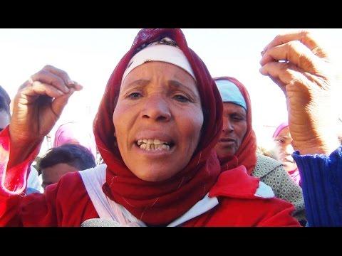 صرخة مغربية : قولوا للملك اننا نحتضر