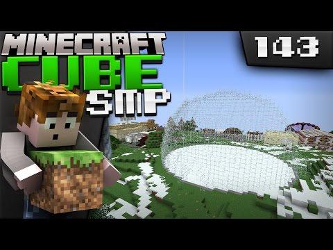 Minecraft: Cube SMP - Episode 143 - Snow Globe