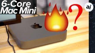 Stress Testing the 2018 i7 6-core Mac Mini!