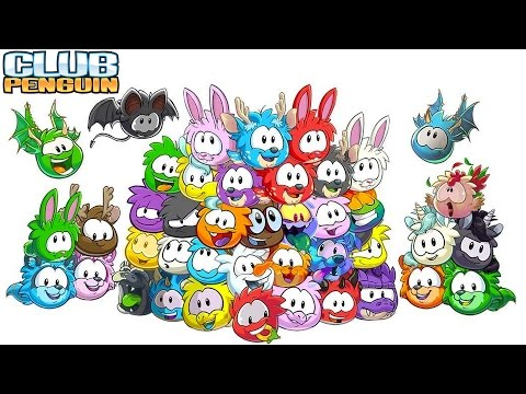 Club Penguin: More Puffles!