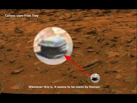 MARS  NEW, NEVER SEEN BEFORE  Proofs about Life on MARS!  My 14. Video