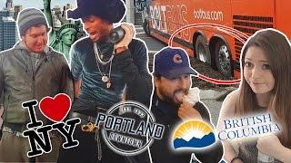 Jordan Had Sex With A Man & Wood's Bus Gets Stuck | Vlog Mondays