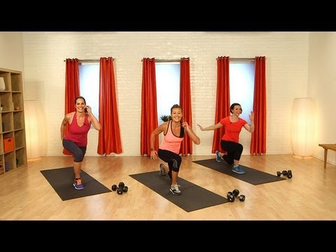 10-Minute Bikini Workout | Total-Body | Class FitSugar