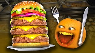 EATING CHALLENGES SUPERCUT! | Annoying Orange