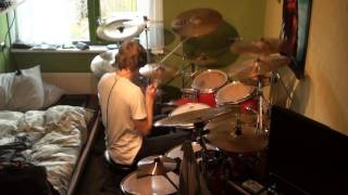 Nightwish - Amarath drum cover