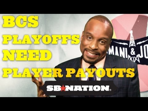 BCS Playoff Still Doesn't Help The Players - Bomani and Jones, Episode 29