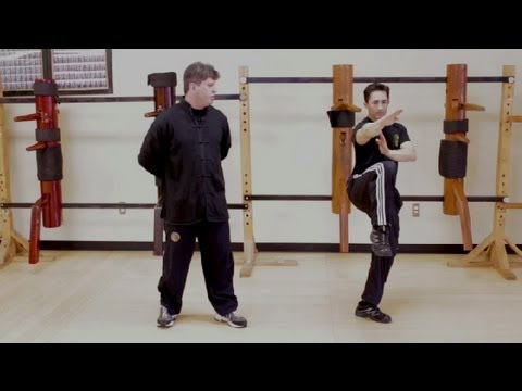 How to Punch & Kick Faster : Kung Fu Master Class Image 1