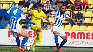 Resumen Villarreal B 1-1 Atlético Baleares