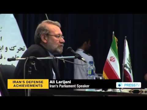 Iran's Navy Strong Part Of Country's Military video