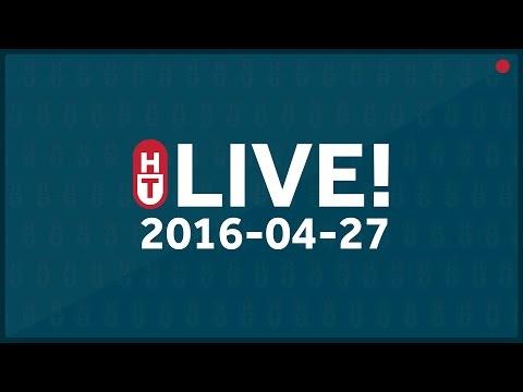 LIVE - Apr. 27, 2016