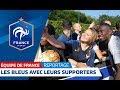 Equipe de France : Les Bleus parmi leurs supporters I FFF 2018 MP3