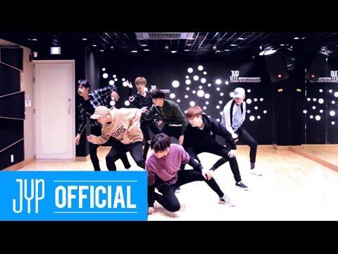 "GOT7 ""Fly"" Dance Practice"