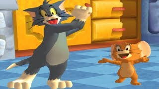 Tom and Jerry War of the Whiskers - Tom and Jerry vs Lion vs Eagle vs Duckling Cartoon Games