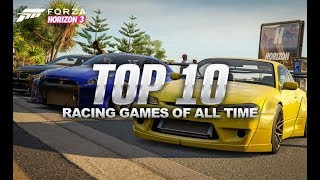 Top 10 racing Games For android and ios|| new december2017