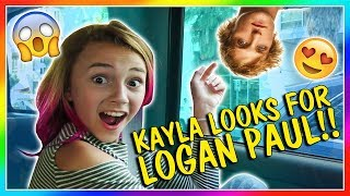 WHO IS KAYLA LOOKING FOR? | We Are The Davises