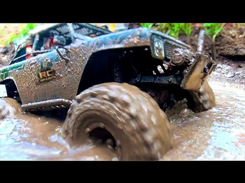 RC ADVENTURES - TTC 2012 - Eps 5 - MUD BOG / TRUCK KiLLER - Scale 4x4 Truck Challenge