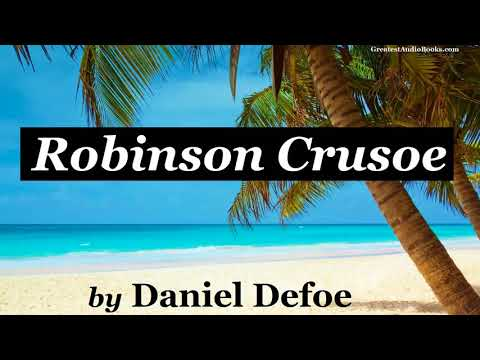 ROBINSON CRUSOE by Daniel Defoe - FULL AudioBook | Greatest Audio Books