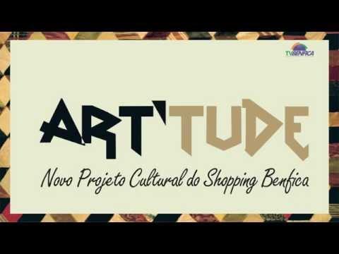Art Tude - O novo projeto do Shopping Benfica