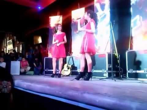 Ana y Diana cover varias canciones Voz Kids Karlotta Aguascalientes