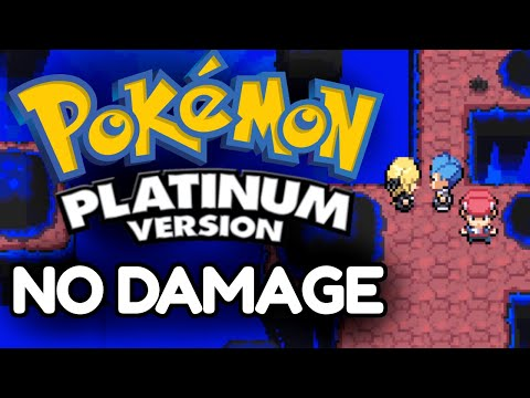 Can you beat Pokemon Platinum Without Taking Damage?