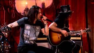 "Slash ""Beggars and Hangers On"" Guitar Center Sessions on DIRECTV"