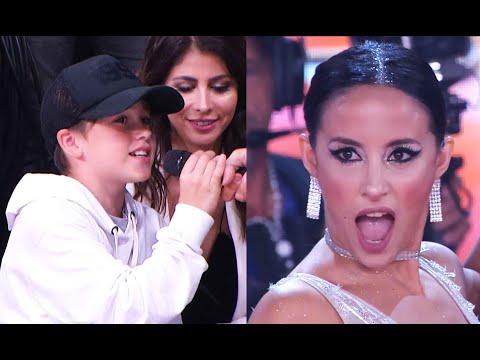 Juan, el hijo de Flor Peña, denunció que Lourdes Sánchez se