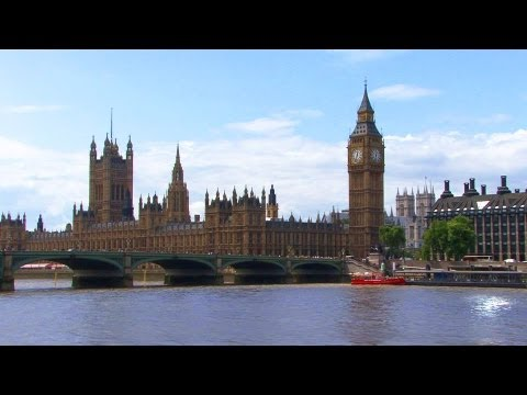 WALKING IN LONDON DVD (Footloose Series) 2013 Sightseeing tour in HD