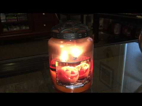 Goosecreek candle pumpkin carving review