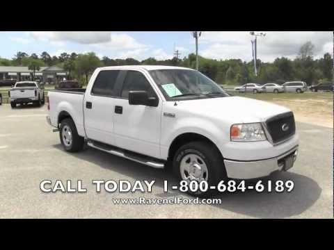 2007 Ford F-150 XLT SuperCrew Review Video 1 Owner * For Sale @ Ravenel Ford * Charleston. SC