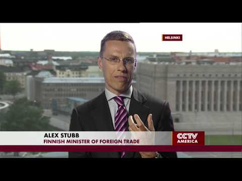 Alex Stubb's Outlook for European Economy