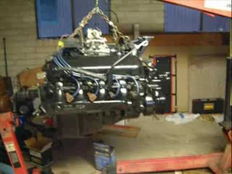 From start to finish rebuliding a 454C.I. 7.4L engine