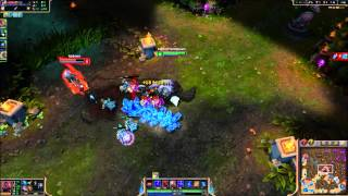 Sion and Anivia Gank Synergy