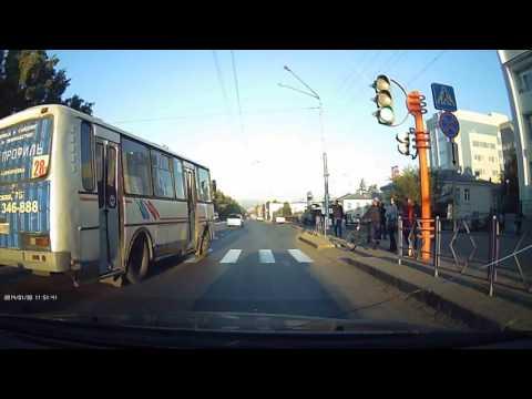 ДТП Кемерово 09 09 2016 в 07 30    720p