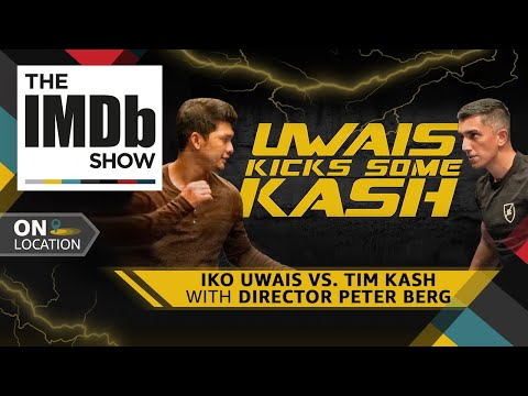 How To Make A Movie Fight Scene With Mile 22 Star Iko Uwais And Directer Peter Berg   The IMDb Show