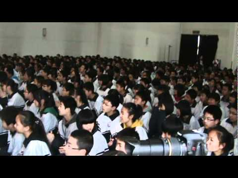 Dream Achievers - Michael Jackson Medley at US-China Musicians Concert 4-9-12