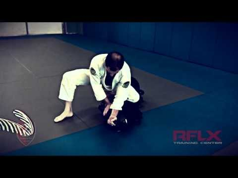 Busy BJJ • RFLX Jiu Jitsu - Solo MMA Bag Drills for Gi Jiu Jitsu Image 1