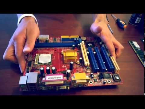 Desarme y Ensamble de torre - Introducción al Hadware - San mateo Educación Superior