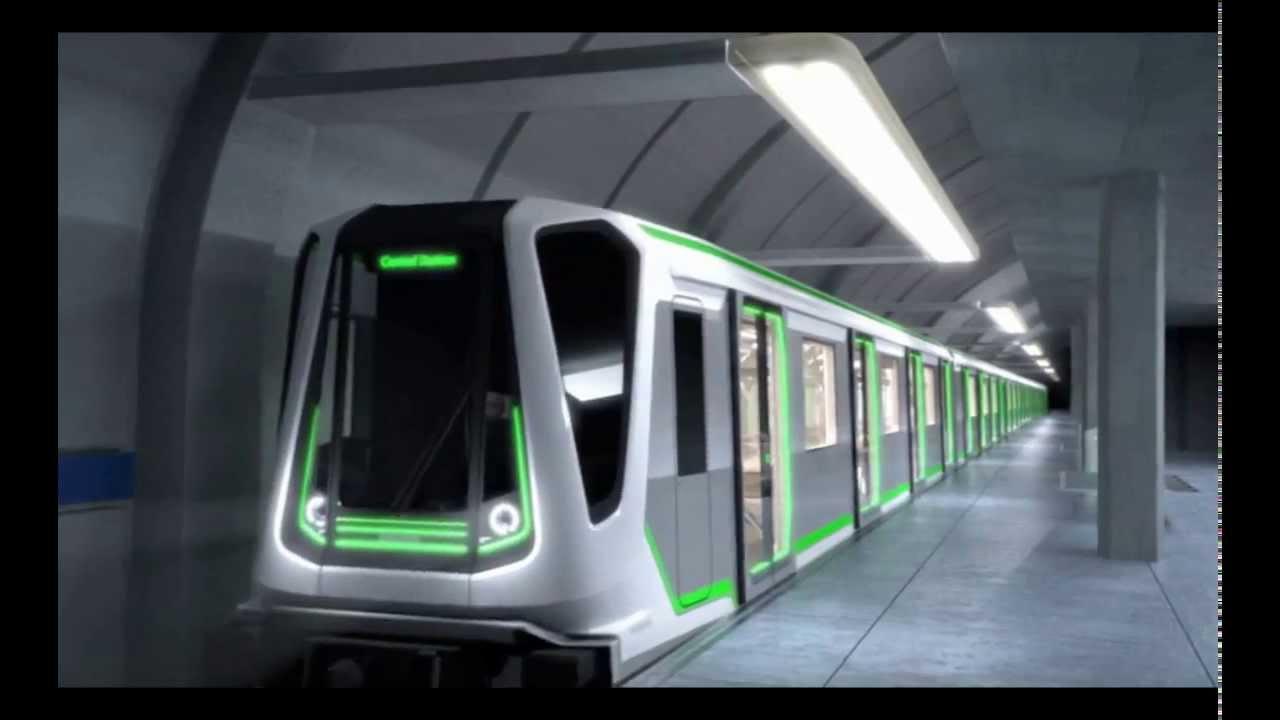 KVMRT Malaysia (Siemens Inspiro) - YouTube