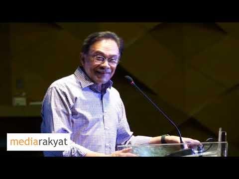 Anwar Ibrahim: Ucapan Penutup Konvensyen Kebangkitan Harimau Asia
