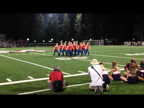 "Maranatha High School Dance Team 2014-15: ""How I Feel""; Foo - 08/30/2014"