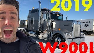 Kenworth w900l restoration
