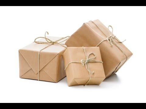 Посылка от Гульнары!!!!