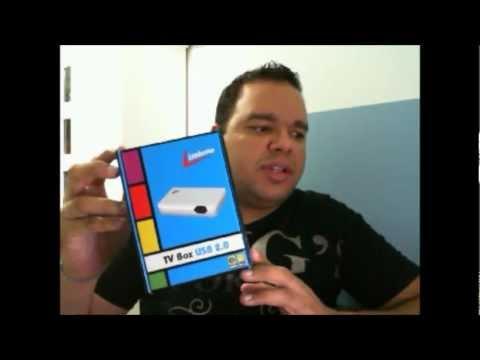Tv Box USB 2.0 Leadership 3802 - WWW.INFOMORAIS.COM.BR