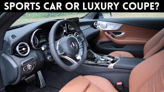 Can The 2017 C300 Coupe Keep Up With The BMW 4 series? (POV)