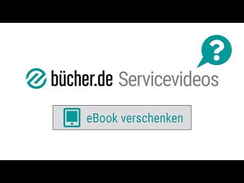 bücher.de Servicevideos - eBook verschenken