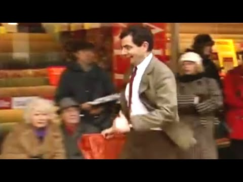 Mr. Bean - January Sales video
