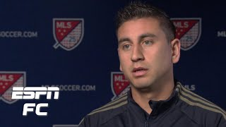 Alejandro Bedoya doesn't hold back on USMNT, Philadelphia Union and an MLS strike (FULL) | ESPN FC