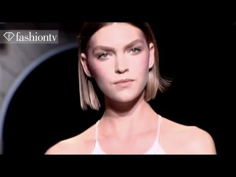 First Face - #1 Model Arizona Muse - Fall 2011 First Face Countdown | FashionTV - FTV.com