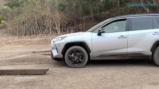 "2019 Toyota RAV4 ""off-road"""