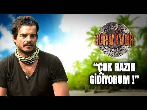 """Hakan Hatipoğlu'ndan Survivor 2018 iddiası! """"Çok hazır geliyorum"""""""